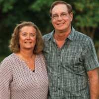 Susan and Fred Leverman